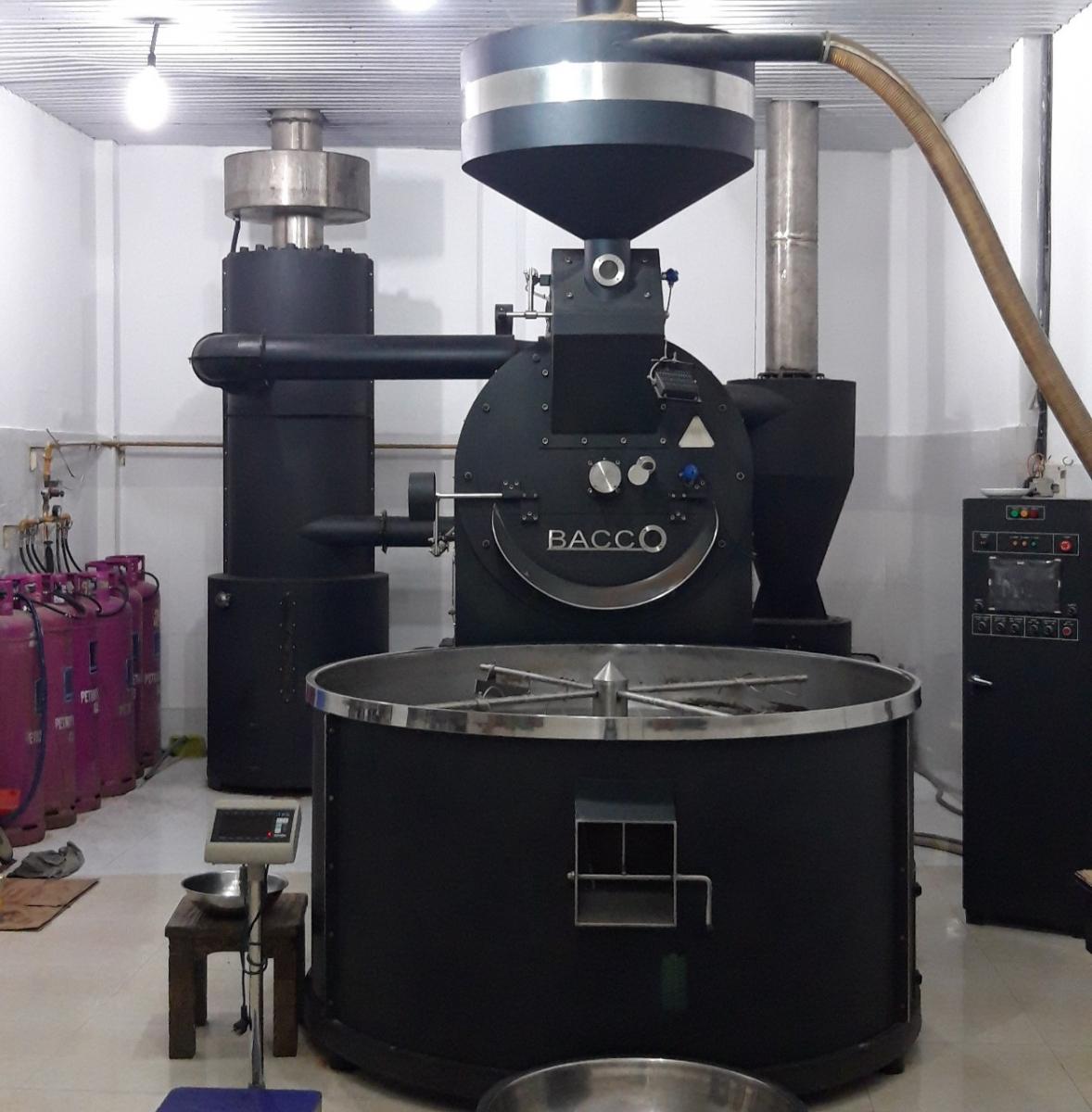 Xưởng rang cà phê AVA